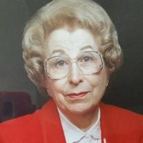 Mrs. Peggy J. Bailey