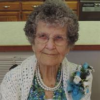 Mrs. Ola Earline Crosslin McCormick