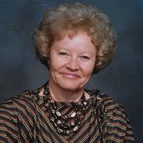 Frances Ellean Elaine Handley