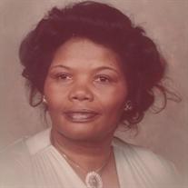 Mrs. Hattie Pearl Moore King