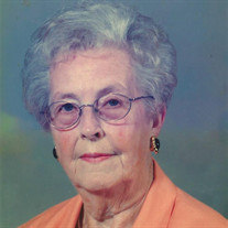 Mary Edna Moore Alexander