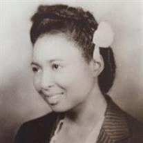 Mrs. Willie Clarice Wells