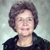 Mrs. Bertie Vining Caldwell