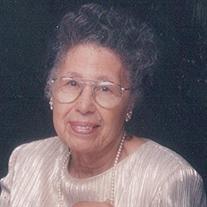 Sister  Pauline Ewing Franklin