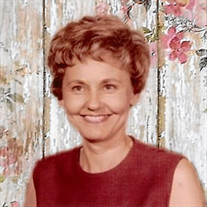 Mary Frances Taylor