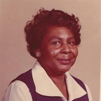Ms. Lillie B. Williams