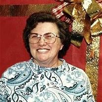 Marie Catherine Watson