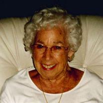 Wilma Joyce Evans