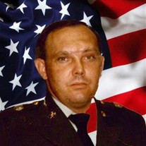 Sgt. 1st Class, David F. Sprouse
