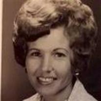 Peggy Settles Bush