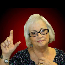Beverly Joy McOmber