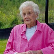 Dolores Mae Barker
