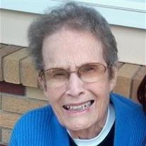 Ruth Mary Hassman
