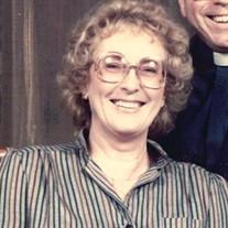 Mrs Florence Simpson