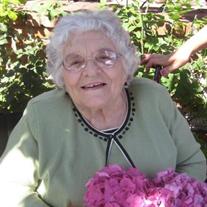 Mrs. Edith Mae Anderson
