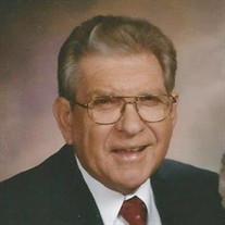 """James """"Jim"""" L. Comstock, Minister"""