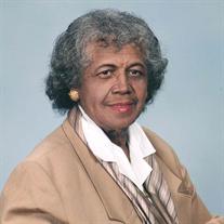 Mrs. Marcia L Bethel