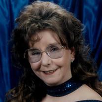 Wanda Louise Hazelwood Evans