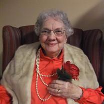 Mrs. Gwendolyn Cohoe Johnson