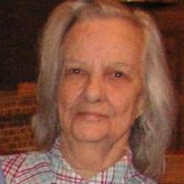 Georgia Mavis Hutcheson