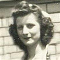 Mrs. Marie A. DeGailler