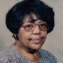 Mrs Doris Mae Broadus
