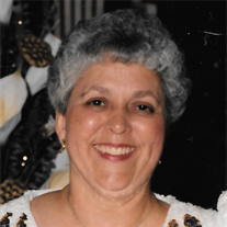 "Dr.  Martha Lillian ""Marty""  Hursey Barry"