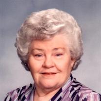 "Mrs. Bertha ""Mrs. Birdie"" Reynolds"