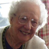 Mildred E. Whaley