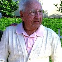 Alfred C. Tesche