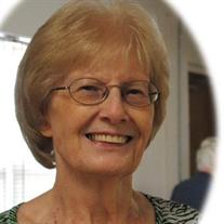 Mrs Patricia Ann Rushing