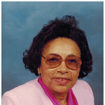 Ms. Dorothy Mae Brown