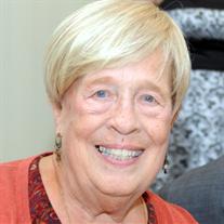 Donna Joyce (Wallin) Kinzer