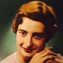 Mrs. Anne Redding