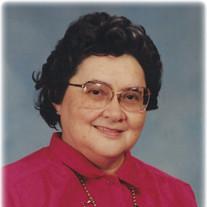 Virgia Leona Barnes