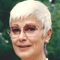 "Cherylle ""Cheri"" Ann Wisdom"