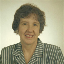 Peggy (Espy) Wright