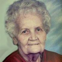 """Bernice """" MeMa"""" Beaulah  Faulkenberry"""