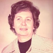 Irene Holcomb