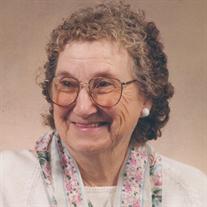 Martha (Clara) Jane Blevins