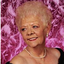 Mrs. Peggy Jo Hall
