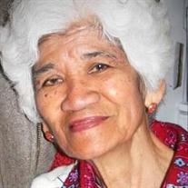 Mercedes B. Rodriguez