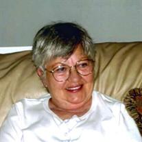 Mrs. Dorothy Janet (Dot) Daniel