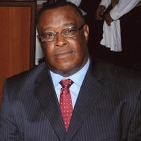 Mr. Carlos Leroy Wilson