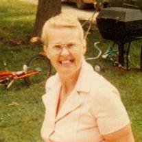 """Martha """"Josie""""  R. Jeffries"""
