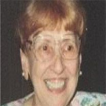 Gertrude C. Leger