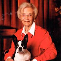 Mrs. Madeline V. Worden