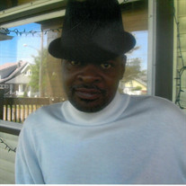 Mr Leroy Tate, Jr.