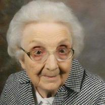 Marie Skinner Throgmorton