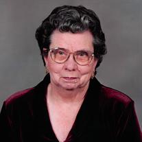 Mrs. Jacquelyn Adams